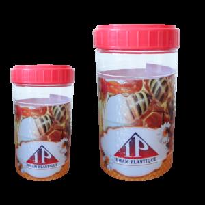 2 flacon miel